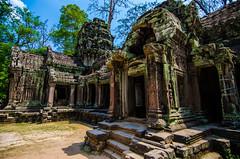 Front Door (Arbron) Tags: cambodia taprohm asia2015 rajavihara siemreap temple   krongsiemreap kh