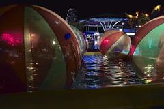 Water balls... #street #lisbon #carnival #t3mujinpack (t3mujin) Tags: fair places lisboa location carousel lisbon event night portugal funfair europe conditions estremadura t3mujinpack carnival water ball ballon