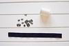 diy_choker_neklace-5 (Stacyco) Tags: diy handmade craft necklace choker velvet ribbon minimal circle jewelry accessories 90s hobby easy simple rhinestones pearl beads black nylon thread