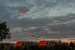 Volendam NL (Maria Foti) Tags: holland olanda paesibassi volendam landscape paesaggio sky cielo