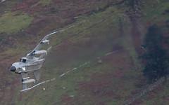 Low, Cold & Fast (Newage2) Tags: lfa7 wales lowlevel lowflying jets bwlch machloop raf marham tornado gr4 zg771