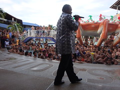 Cantantes (Wguayana) Tags: venezuela sucre latin pool piscina cantante singer party fiesta