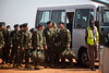 Japanese GSDF unit arrive to South Sudan (Albert Gonzalez Farran) Tags: defenceforce japan japanese un unsc unitednations army conflict defence peace peacekeepers soldiers troops war juba jubek southsudan