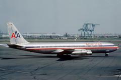 N8406 Boeing 707-323C American Airlines (pslg05896) Tags: n8406 boeing707 americanairlines ewr kewr newark
