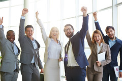 How to lead as a women without treatening anyone (HTTPS://FANCYDISTRICT.COM) Tags: business entrepreneur femisism skill success women workplace businesspeople people group team man female woman businesswoman person white partner young businessman confident professional job male contemporary corporate executive competitive adult colleague coworker employee company collar worker employment happy smiling positive cheerful looking six formal friendly partnership raised excited ecstatic portrait joyful glad expression emotion victory win triumph