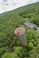 Towering Above (jgurbisz) Tags: tower abandoned water climb newjersey industrial exploring nj adventure heights wwwvacantnewjerseycom jgurbisz