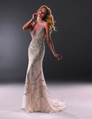 GIANNA (IDEA SPOSA STORE) Tags: wedding fashion bride lace chiffon collection dresses weddingdress bridal gowns satin embellishments couture embellished awardwinning luxurious swarovskicrystals maggiesottero weddingfashion bridalcouture httpwwwideasposait sotteromidgley