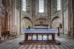 L'autel de Saint-Eliphe (OneVision_MT) Tags: france nikon religion churches iledefrance glise hdr seineetmarne d300s rampillon77