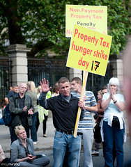 Anglo Tape Protest - Tony Rochford (shaymurphy) Tags: david john call drum telephone fine protest dial bank parliament peter tape gael controversy fitzgerald recordings fail anglo bowe angloirishbank