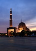 DPP_6347 (whchoy) Tags: nightphotography mosque nightscene putrajaya klcc twintower putrajayamosque