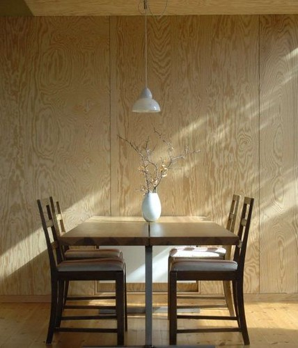 madera plywood usos