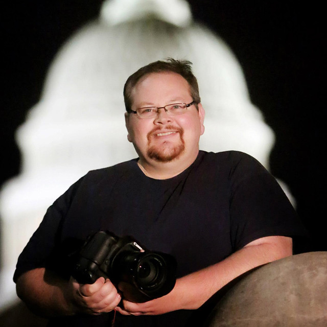 Bruce Bishop, Chief Photographer, The Chronicle-Telegram (Elyria) | Becky Workman