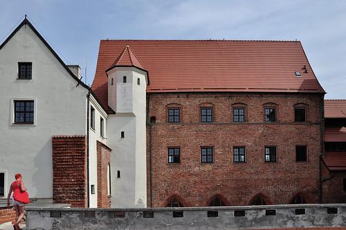 Pomeranian Dukes' Castle in Darłów 7