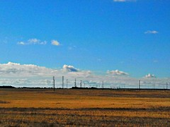 Un día más...mismo lugar (1) postes (Jota·Erre) Tags: valladolid nubes torozos nubesdehoy