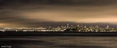 BayBridge and San Francisco (Singhister) Tags: sanfrancisco baybridge