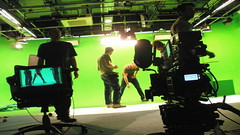 green-screen