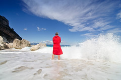 No! Anche questa non  Cuba..... (e non ci dispiace) (Isabella Pirastu) Tags: beach spiaggia cala baunei goloritz mareseawatersardiniasardegnaholidaysummer
