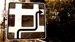 gwb   the way back to nature (umweltzone) (stoha) Tags: berlin nature natur schild arrow stephan soh pfeil backtonature guessedberlin stoha umweltzone zurückzurnatur gwbschlafauto