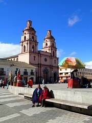 Ipiales center