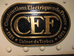 MIDI, BB 4002, 1,5 KV, 1922 (v8dub) Tags: railroad france museum train frankreich cit eisenbahn railway zug loco muse alsace locomotive midi bahn elsass trein sncf lokomotive mulhouse