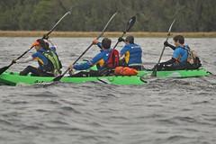 Nuestros modelos presente en la final del Columbia Challenge 2013 realizada en el Parque Tantauco (Isla de Chiloé).