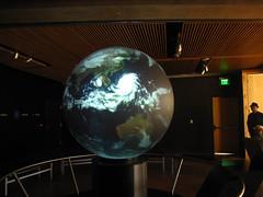 Typhoon Haiyan (pianoforte) Tags: weather computer dallas globe satellite philippines arboretum projection typhoon haiyan yolanda childrensgarden dallastx bagyo explorationcenter childrensadventuregarden typhoonhaiyan typhoonyolanda
