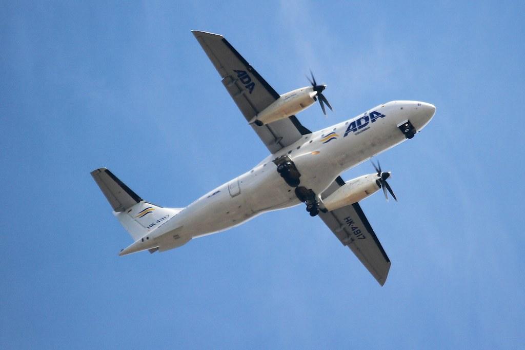 Resultado de imagen para Aerolíneas ADA Dornier Do-328