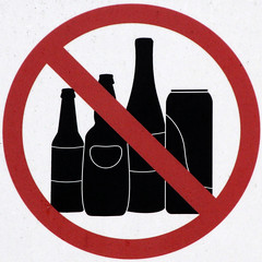 No alcohol (Leo Reynolds) Tags: sign canon eos 7d squaredcircle f80 signsafety iso640 signno 270mm hpexif 0002sec signcirclebar xleol30x sqset100 xxx2013xxx