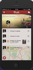 Path menu animation (Mark) Tags:
