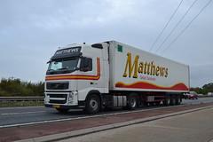 Volvo FH 'Matthews' reg BZ-ZJ-10 (erfmike51) Tags: lorry artic matthews volvofh