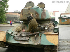"""T-34 85 (57) • <a style=""""font-size:0.8em;"""" href=""""http://www.flickr.com/photos/81723459@N04/11248043285/"""" target=""""_blank"""">View on Flickr</a>"""