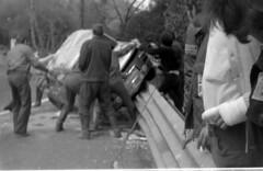 II ESCUDERIAS CATALANAS Circuito de Montjuic Curva del Angulo 01/05/73 (Manolo Serrano Caso) Tags: del 1000 montjuich simca angulo circuito curva