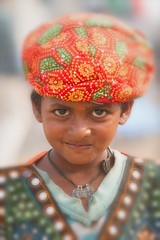 Rajasthani boy (BDphoto1) Tags: boy india color face happy costume indian traditional photograph turban ethnic cultural rajasthan verticalphotograph