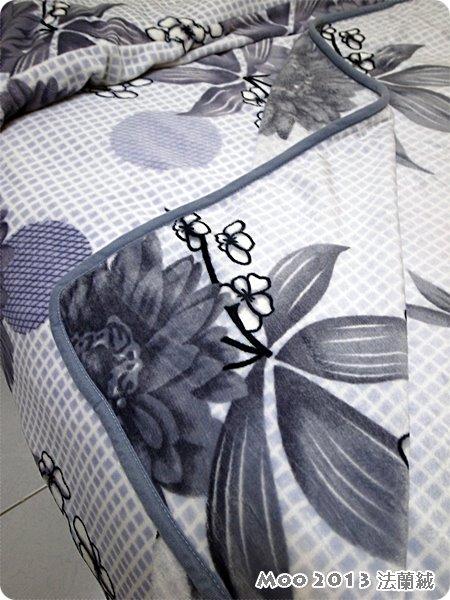 優雅生活床包組+毛毯