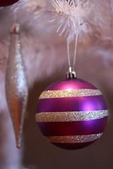 076 (Kleez) Tags: christmas canon silver shine sparkle baubles canon450d