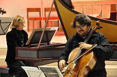 Jacopo Di Tonno e Chiara Tiboni