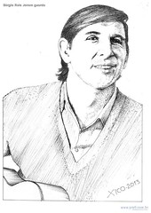 Sérgio Reis Jovem guarda
