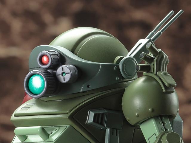 壽屋 D-STYLE 裝甲騎兵VOTOMS 眼鏡鬥犬ATM-09 STTC