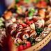 Суши-набор в ресторане САХАР / Sushi-set