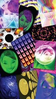 Crazy Camera Collage