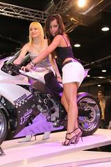 IMG_4435 (themax2) Tags: girls bike expo legs verona motor miniskirt 2010 promotora motorbikeexpo heighheel