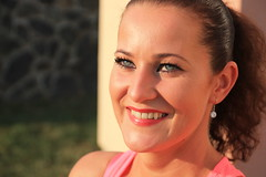 lena12 (juraj.seman) Tags: girls people sun art smile portraits canon