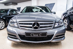 Mercedes C 220 CDI Avantgarde - Plata Paladio