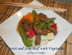sweet and sour beef (Patty Anderson) Tags: food blog recipes entree