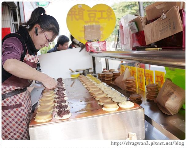 台南公園路紅豆餅-7