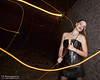 femdom 12 (CE Photogenetix) Tags: light woman lightpainting sexy beauty leather fashion wall female night fetish dark lights dom femme bricks domination vinyl sm fem brickwall paintingwithlight corset ponytail select femdom dominatrix canon40d christinaedwards