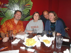 February 5 (stacyklobe) Tags: friends dinner stacy ruben ruthie reyes klobe texican klobetime
