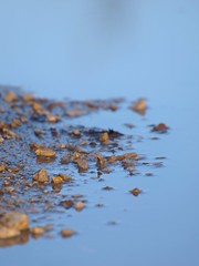 Débordement ***--+---° (Titole) Tags: reflection puddle stones bleu flaque gamewinner explored 15challengeswinner friendlychallenges storybookwinner titole nicolefaton