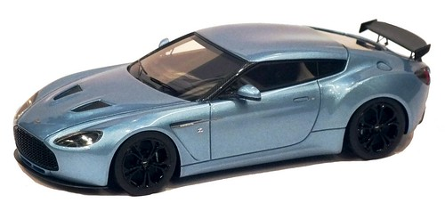 Make Up Aston Martin Zagato 2012