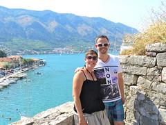 Lien & Tijs in Kotor